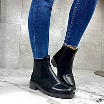 Ботинки молодежные женские, фото 2