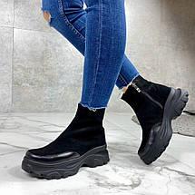 Демисезонные ботинки женские натуральные, фото 2