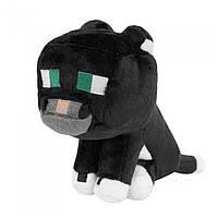 Плюшева іграшка Minecraft Димчастий кіт