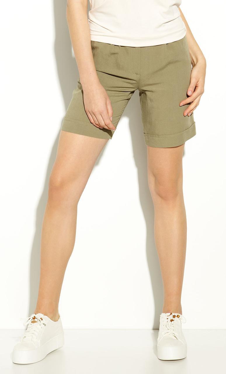 Zaps шорты Tarja цвета хаки, коллекция весна-лето 2020