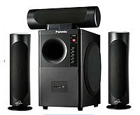 PA аудио система колонка E-6030 (3 колонки) Многофункциональная аудио система, Колонки с сабвуфером