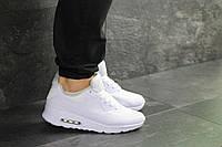Мужские кроссовки белые Nike Air Max Hyperfuse 7477