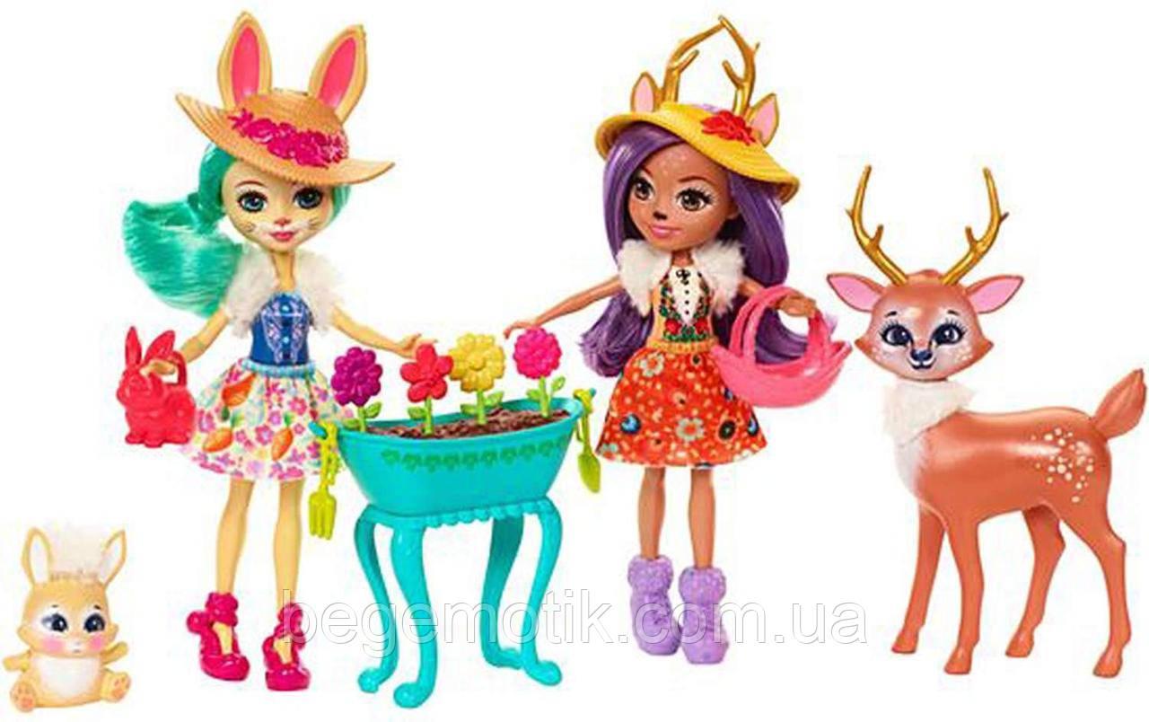 Набор Энчатималс Волшебный Сад Enchantimals Garden Magic Doll Set (FDG01)