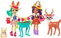 Набор Энчатималс Волшебный Сад Enchantimals Garden Magic Doll Set (FDG01), фото 1