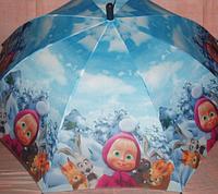 """Зонт детский  """" Маша и медведь"""""""