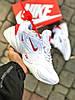 Чоловічі кросівки Nike M2K Tekno білі (репліка +ААА)