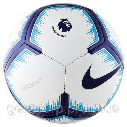 Мяч футбольный Nike Pitch premier league size 5, фото 2