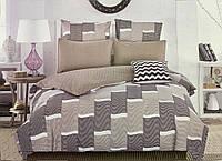 Постельное белье сатин 200х220 Комфорт Текстиль - Органика