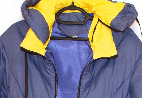 Куртка с капюшоном женская (M-XXL), фото 2