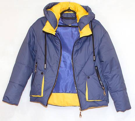 Куртка с капюшоном женская (M-XXL), фото 3