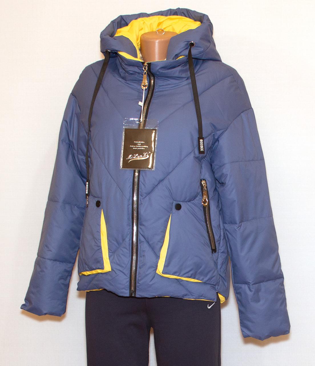 Куртка с капюшоном женская (M-XXL)