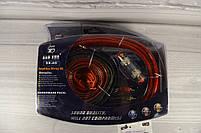 Комплект проводов для сабвуфера SX-4G (провода для подключения усилителя для сабвуфера), фото 2