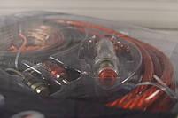 Комплект проводов для сабвуфера SX-4G (провода для подключения усилителя для сабвуфера), фото 6