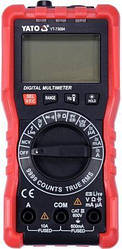 Мультиметр для измерения электрических параметров с цифровым LCD-дисплеем YATO YT-73094 (Польша)