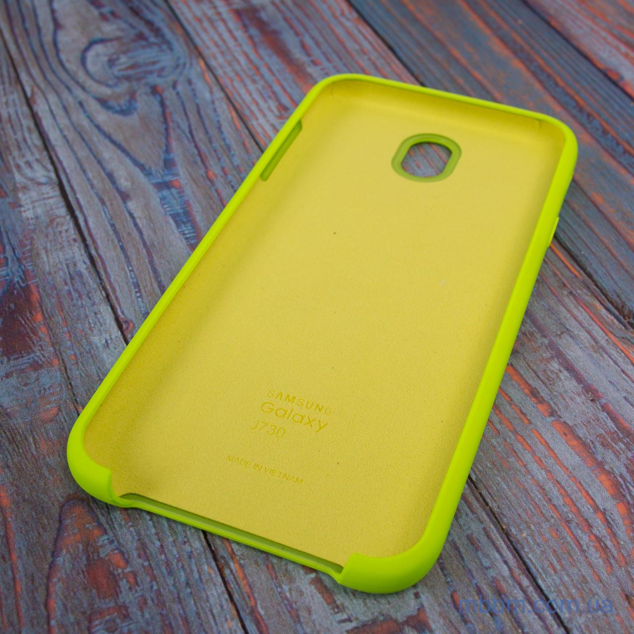 Original Soft Samsung J730 J7-2017 Lime