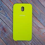 Чехол Original Soft Samsung J730 J7-2017 Lime, фото 5