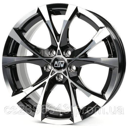 Колесный диск MSW Cross Over 18x8 ET45