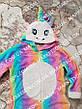 Кигуруми піжама костюм райдужний Єдиноріг р. XS-L, фото 3