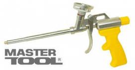 MasterTool  Пистолет для монтажной пены 320 мм, металлический баллоноприемник, Арт.: 81-8681