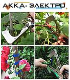 Садовий стрічковий інструмент для підв'язування рослин і дерев Tapetool tapener, фото 4
