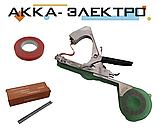 Садовий стрічковий інструмент для підв'язування рослин і дерев Tapetool tapener, фото 5