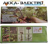 Садовий стрічковий інструмент для підв'язування рослин і дерев Tapetool tapener, фото 3