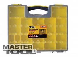 """MasterTool  Органайзер с ручкой  8 секций, 16,5"""" (420*334*115 мм), Арт.: 79-2116"""