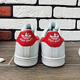 Кроссовки мужские Adidas Stan Smit  3061 ⏩ [ 42.43.45 ] о, фото 3