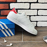 Кроссовки мужские Adidas Stan Smit  3061 ⏩ [ 42.43.45 ] о, фото 4