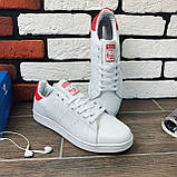 Кроссовки мужские Adidas Stan Smit  3061 ⏩ [ 42.43.45 ] о, фото 7