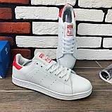 Кроссовки мужские Adidas Stan Smit  3061 ⏩ [ 42.43.45 ] о, фото 8