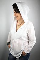 Туника батистовая женская (48 размер) - пляжная одежда для детей, туники, панамы, рубашки