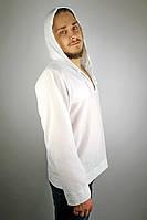 Рубашка батистовая мужская (50 размер) - пляжная одежда для детей, туники, панамы, рубашки