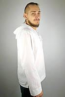 Рубашка батистовая мужская (54 размер) - пляжная одежда для детей, туники, панамы, рубашки