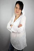 Туника батистовая женская (44 размер) - пляжная одежда для детей, туники, панамы, рубашки