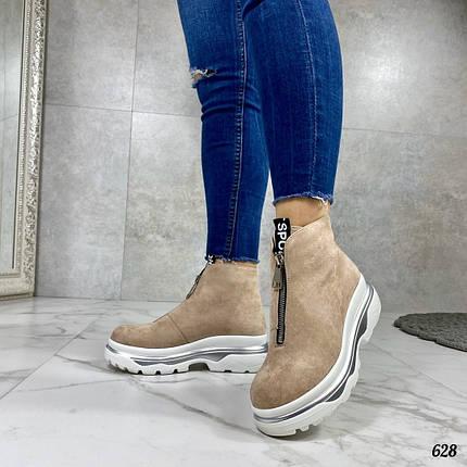 Большие женские ботинки, фото 2