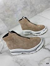 Большие женские ботинки, фото 3