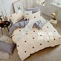 Постельное белье | Постільна білизна | Комплект постельного белья (простынь на резинке) Евро размер.