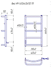 Рушникосушка електрична Mario Люкс HP-IT 650x430 + таймер-регулятор 🇺🇦, фото 4