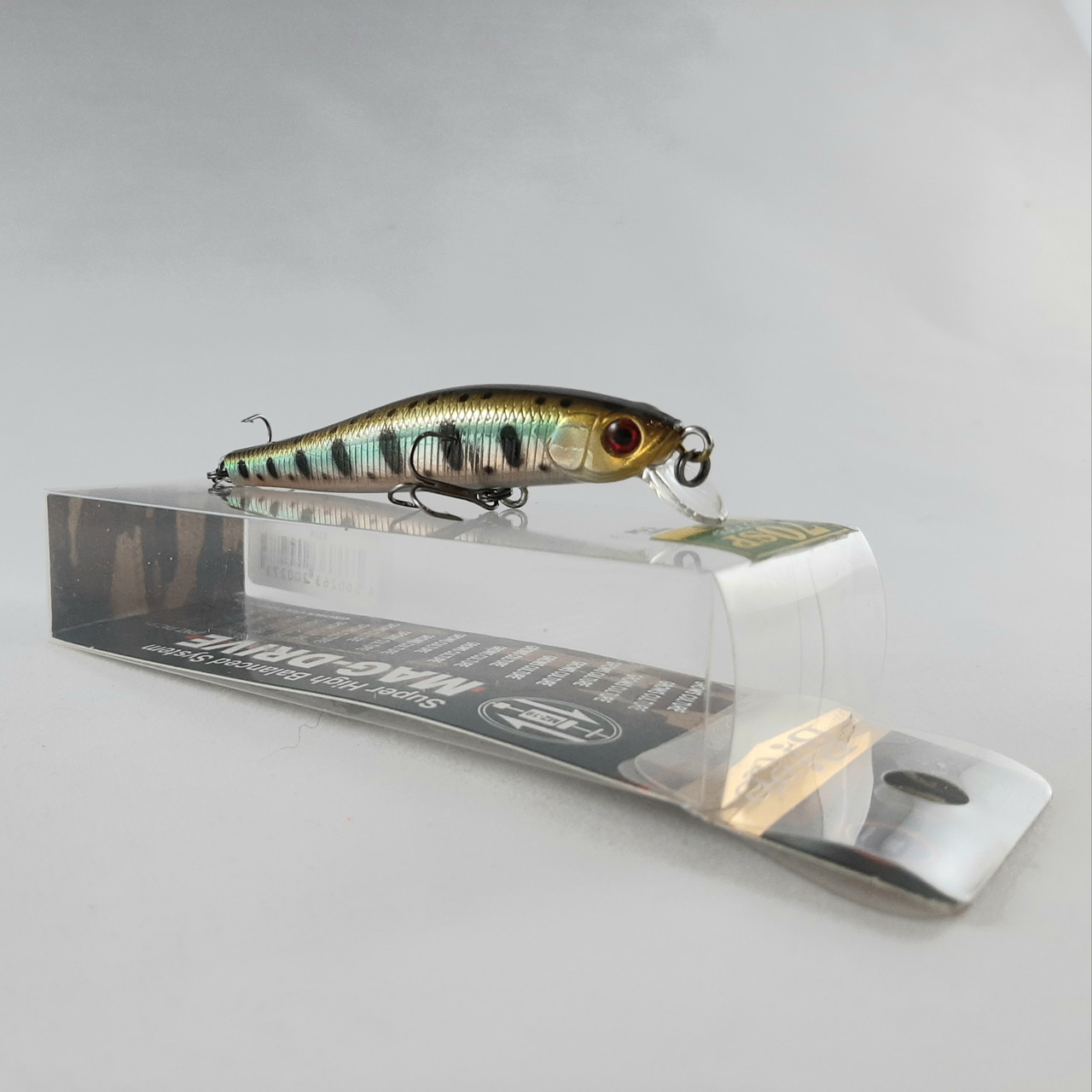 Воблер Grows Culture Rige 70 mm реплика Zip Baits  Rigge 70 mm 5.5 грамм
