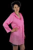 Туника батистовая розовая (48 размер) - пляжная одежда для детей, туники, панамы, рубашки