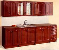 Кухня Оля ЛАК 2,6 м БМФ