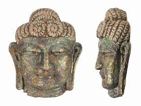 Маска. Этническая Будды (20х17х6 см) Маджапахит