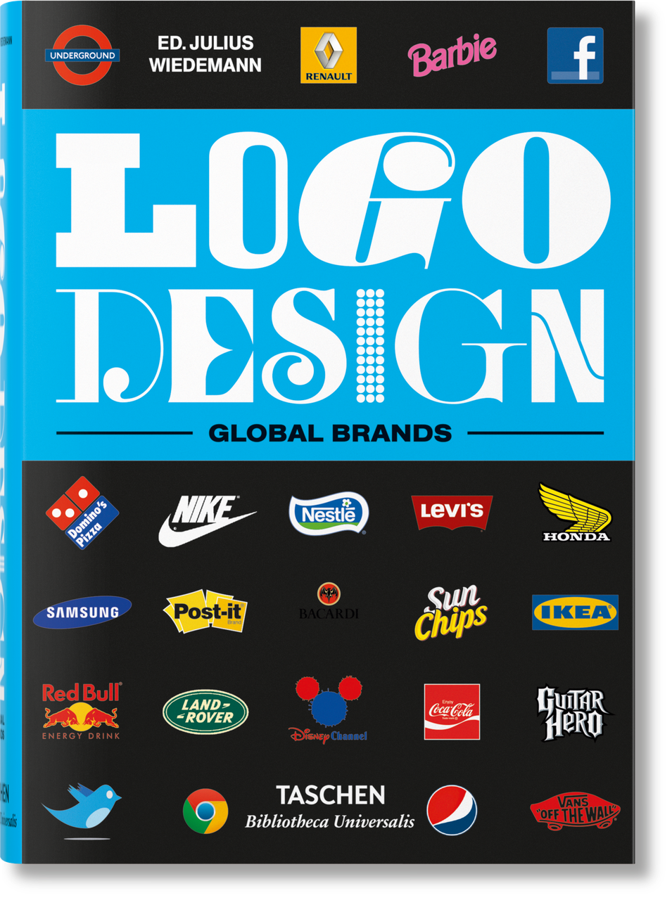 Графічний дизайн. Logo Design. Global Brands