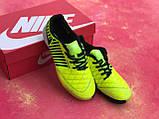 Футзалки Nike Lunar Gato II/найк лкнар гато/футбольная обувь/ о, фото 2