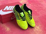 Футзалки Nike Lunar Gato II/найк лкнар гато/футбольная обувь/ о, фото 3