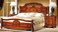 Кровать двухспальная Izabel / Изабель натуральное дерево AMD 180х200