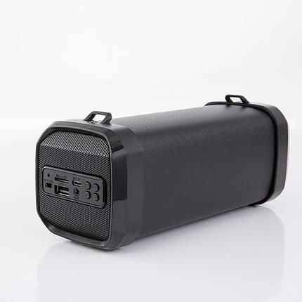 Портативная беспроводная Bluetooth колонка Cigii F41 бумбокс Чёрная, фото 2