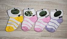 Шкарпетки дитячі,бавовна, 0,3,6,9,12 міс Туреччина,кольору арт 018