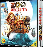 Настольная игра Зоорегата, фото 1